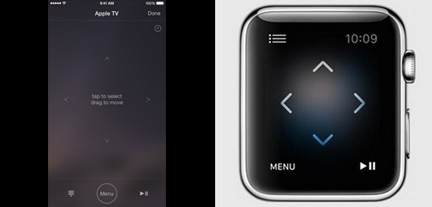 Apple Watch Remote App