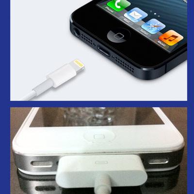 iPhone Connectors, Go Wireless