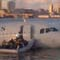 Hudson Plane crash on iPhone