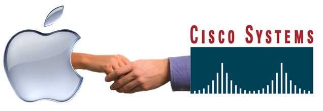Apple Cisco Interoperability