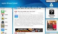 Apple iPhone School
