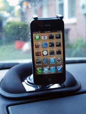 Arkon iPhone 4 mount