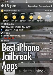 Best iPhone Jailbreak Apps