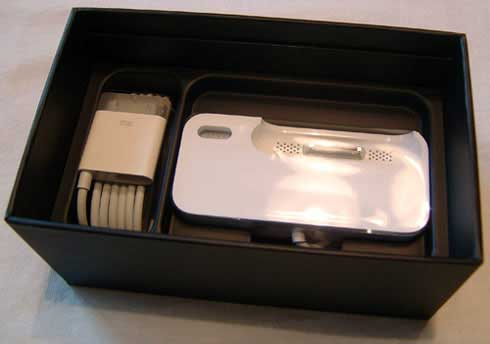 iPhone Bluetooth Charger & Travel Kit