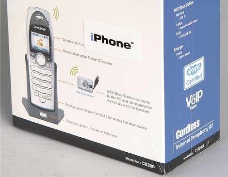 Cisco iPhone Declaration of Use