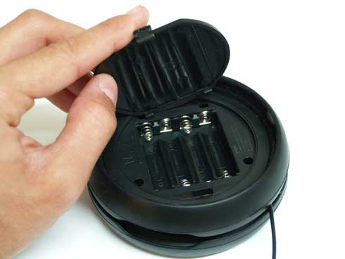 DLO iPhone speaker batteries