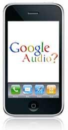 Google Audio for iPhone