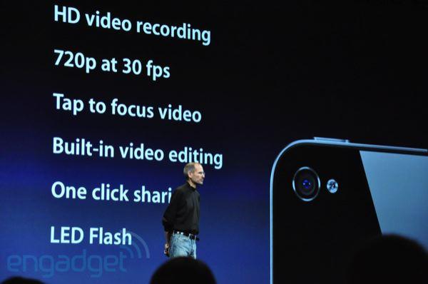 HD iPhone