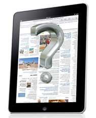 iPad Questions