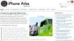 iPhone Atlas blog