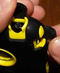 iPhone Defender case rubber