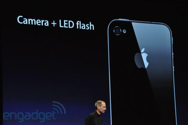 iPhone 4 Flash