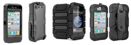 Rugged Cases for iPhone