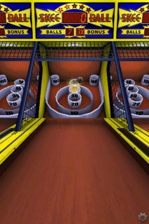 Skee-Ball iPhone game